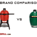 Kamado Joe vs Big Green Egg - Which Wins the Battle for Kamado Grill Supremacy?