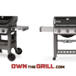 Weber E-210 vs E-310 - Comparing Weber's Most Popular Grills