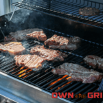 How Far Should a Grill Be From the House for Safety?