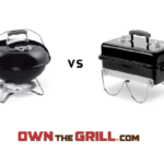 Weber Jumbo Joe vs Go Anywhere - Comparing Two of Weber's Best Portable Charcoal Grills