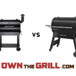 Z Grills vs Traeger Pellet Grills - Our Complete Brand Comparison