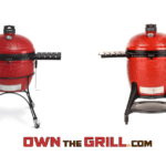 Kamado Joe Big Joe II and III Review - A Closer Look At One Of The Top Kamado Grills On The Market