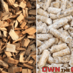 Wood Pellets vs Wood Chips - What's the Difference and Which Are Best for Smoking and Grilling?