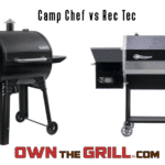 Camp Chef vs Recteq (Formerly Rec Tec) Pellet Grills: Comparing Two of the Most Popular Pellet Grill Brands