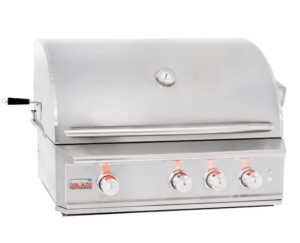best built in gas grill