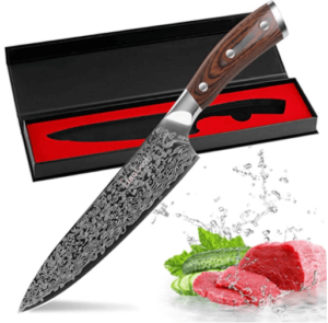 best damascus chef knife for beginners