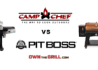 Camp Chef vs Pit Boss Pellet Grills – Complete Brand Comparison