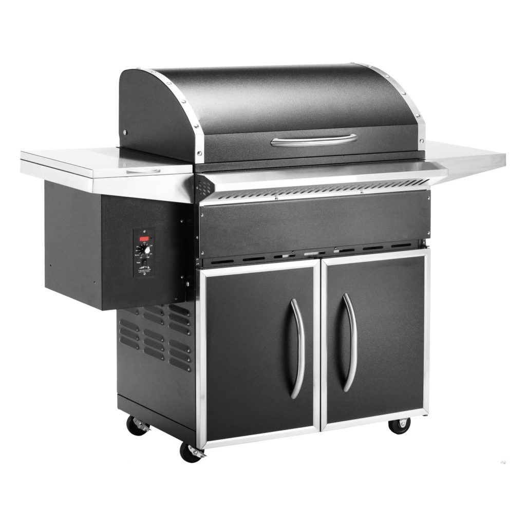 Gas Charcoal Combo Grill