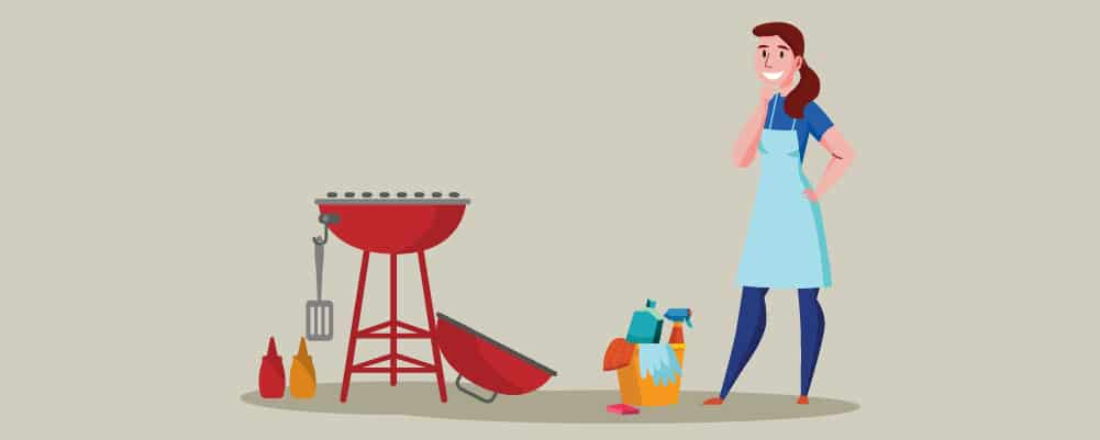 07Grill Cleaning, Care and Storage