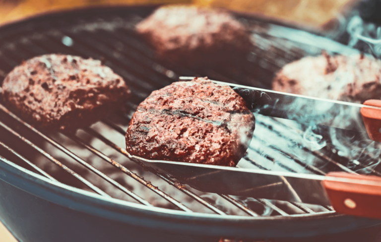 How to Keep Burgers From Falling Apart