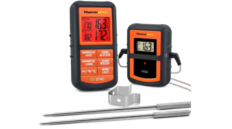 Thermopro TP-08 Review – The Top Bluetooth Meat Thermometer?